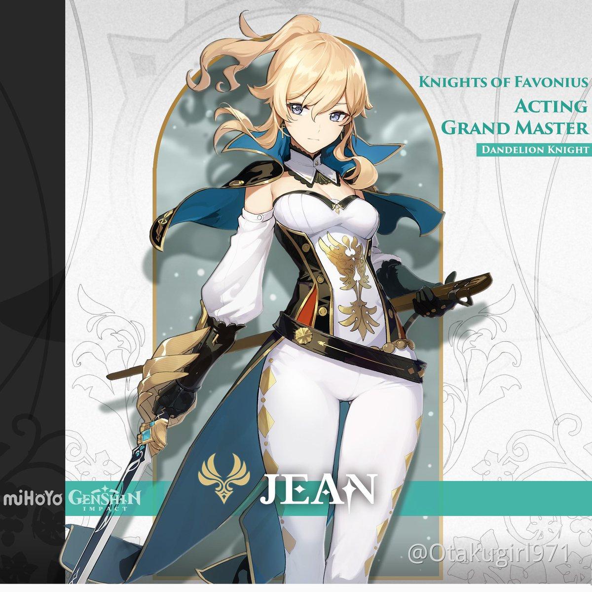 Genshin Impact Jean