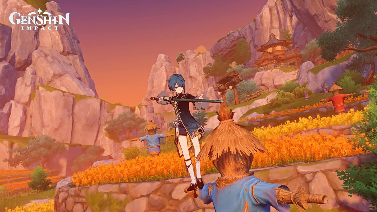 Amazing Screenshots Genshin Impact Official Community