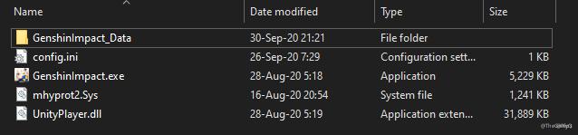 Peps 31 4302 Error Fix Genshin Impact Official Community